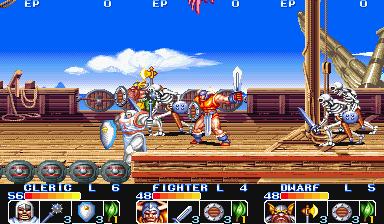 The King of Dragons+arcade+portable+game+videojuego+descargar gratis