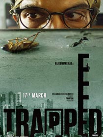 Trapped 2017 Hindi DVDRip 480p 300MB
