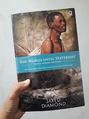 Review Buku : The World Until Yesterday (Part 1) - Jared Diamond