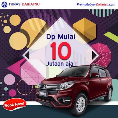 Promo Kredit Daihatsu Terios September 2017 Jakarta Timur