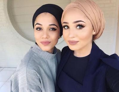 Chic Turban styles for Hijabista Woman