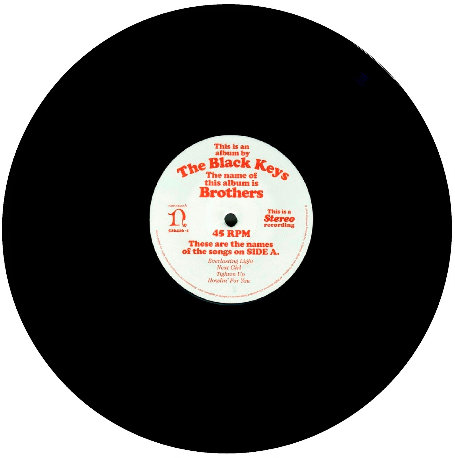 The Black Keys Collection Brothers Vinyl Rsd 2010 Us