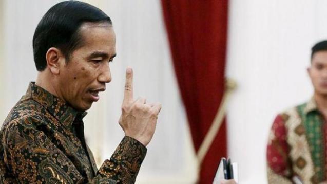 Tegas..!!! Jokowi: Berantas Siapa Saja yang Ganggu Warga Beribadah
