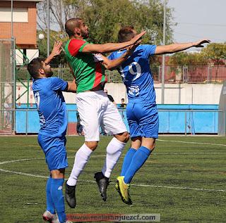 Fútbol Real Aranjuez Fortuna