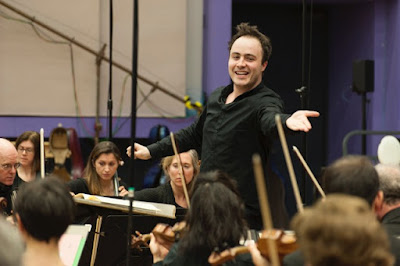 Ben Gernon and the BBC Philharmonic Orchestra