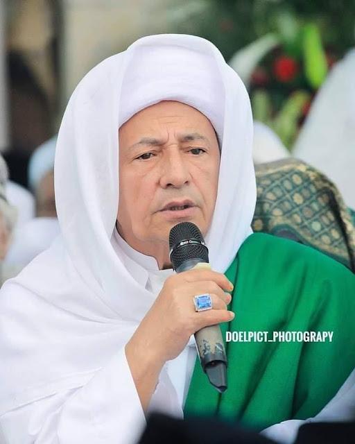 Habib Luthfi: NKRI itu Sudah Syariah, Siapapun Presidennya Harus Dihormati