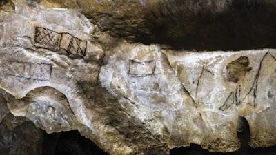 Cientistas encontram o mais antigo código de escrita do mundo