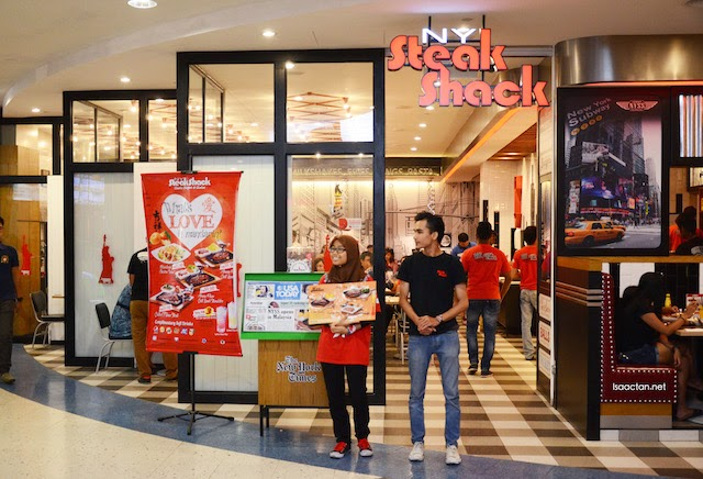 NY Steak Shack Sunway Pyramid