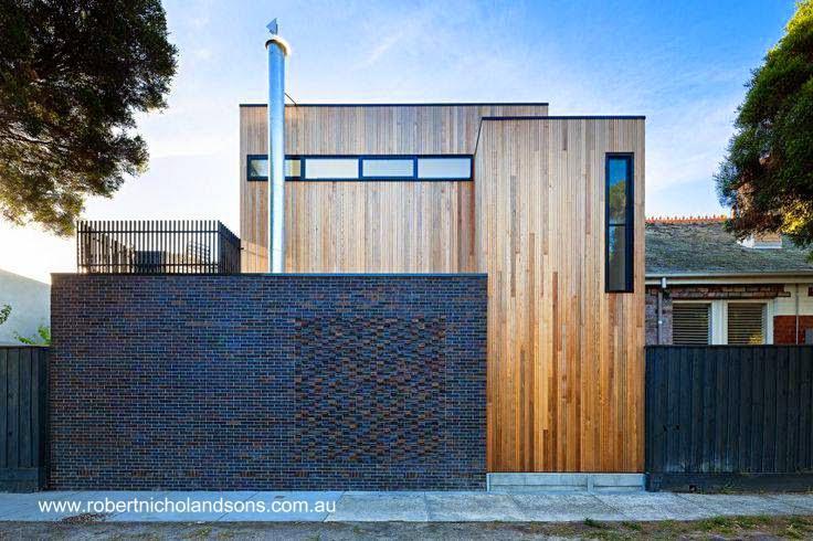 Residencia contemporánea en Australia