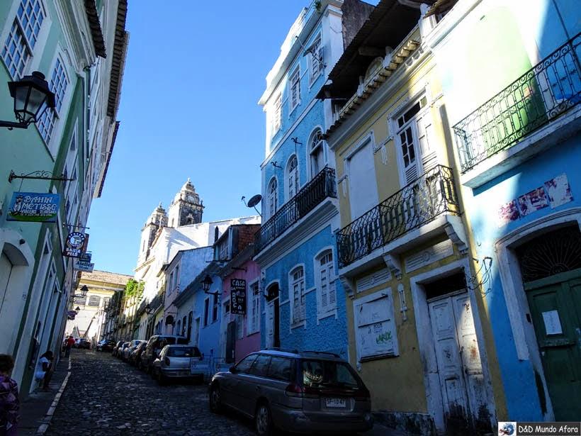 O que fazer no Pelourinho, Salvador (Bahia) - casarões históricos