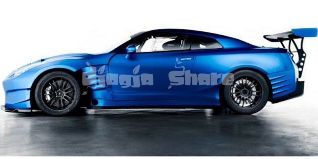 nissan gt-r for the fast and furious 6 | automotive design share