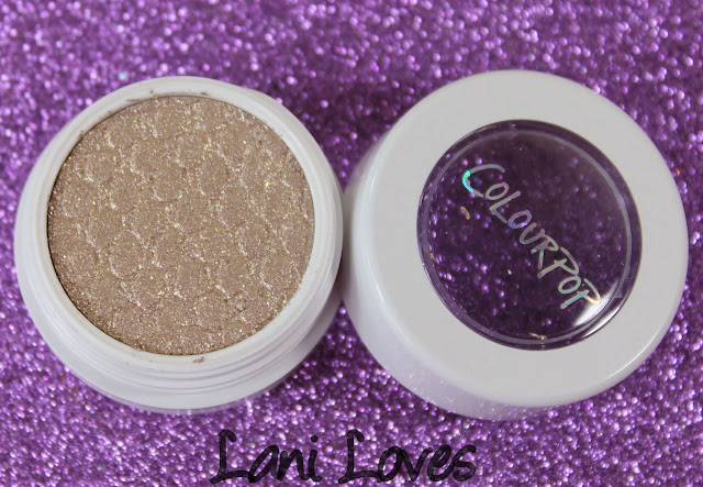 ColourPop Super Shock Shadow - I Heart This Swatches & Review