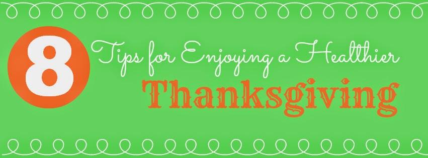 How to enjoy a healthier Thanksgiving