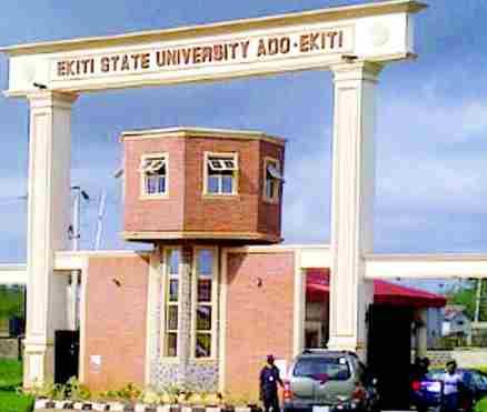 Ekiti State University Image