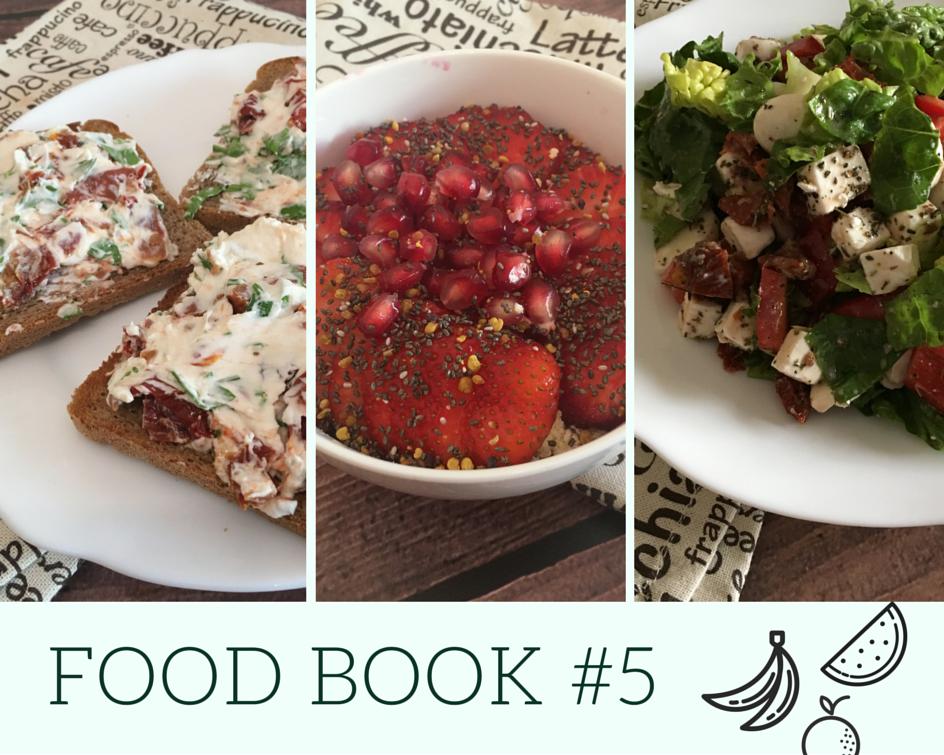 FOOD BOOK #5