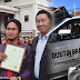Ganjaran untuk pemandu teksi yang jujur