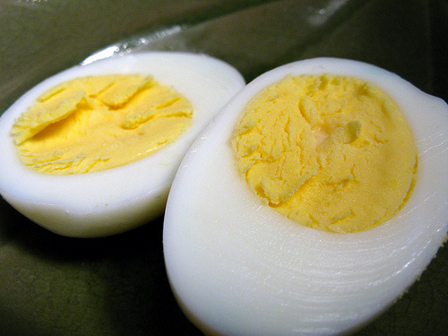 Resultado de imagen de huevos cocidos