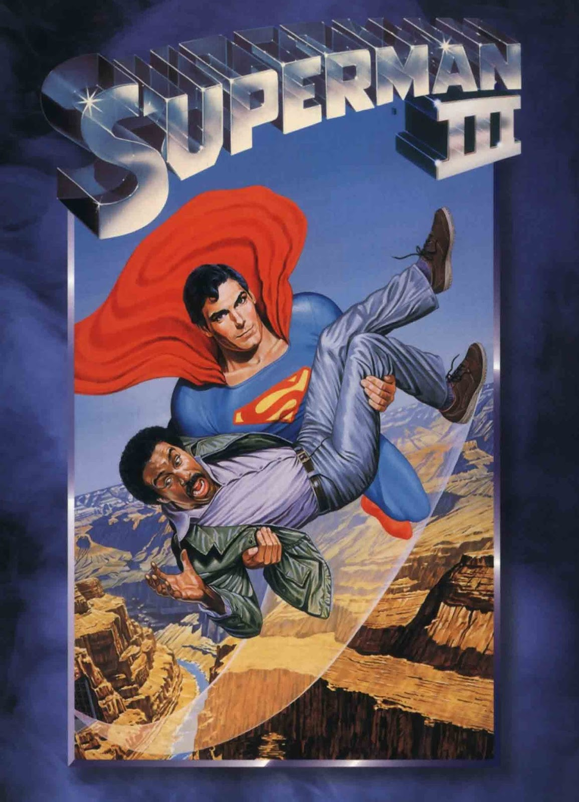 Superman III Torrent - Blu-ray Rip 720p Dual Áudio (1983)