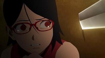 Boruto - Naruto The Next Generatión Capítulo 21: Sasuke y Sarada