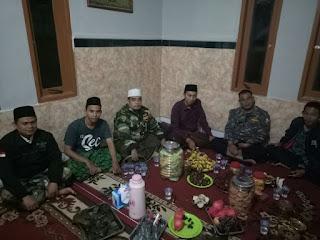 Haul KH. Ahmad Dimyati, Ansor Bandung Barat Ziarah ke Pesantren Mafazah