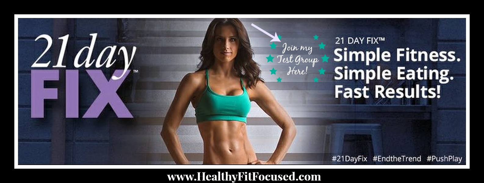 21 Day Fix Challenge Group, www.HealthyFitFocused.com