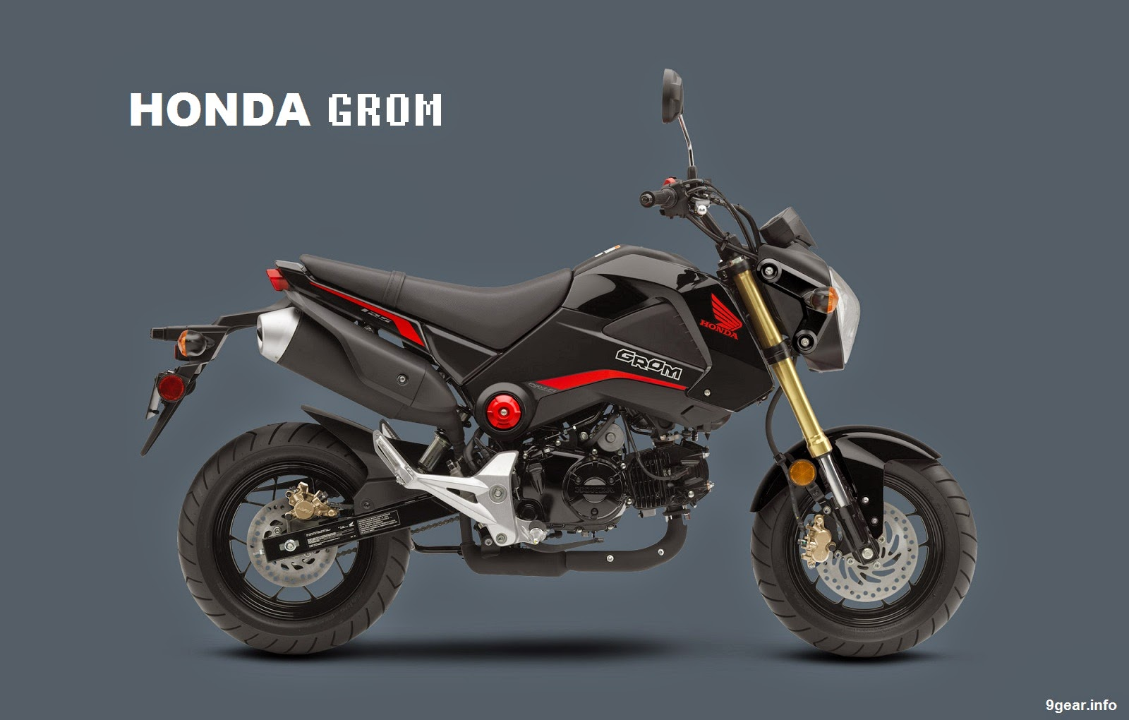 Car Reviews New Car Pictures For 2018 2019 Honda Grom