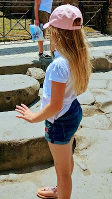 Pompeji Pompeii Urlaub Italien Italy