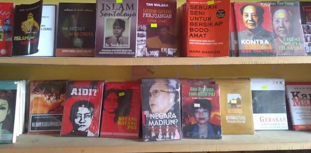 Buku Diduga Berisi Ajaran Komunis Disita di Kediri