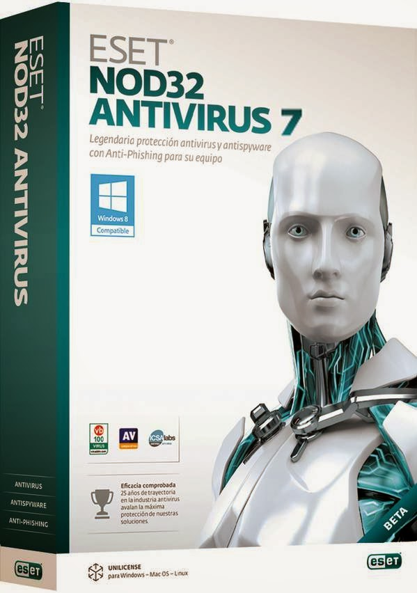 Eset nod32 antivirus 7 beta (64-bit) | software downloads | techworld.