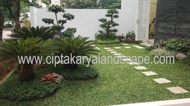 Tukang Taman Jakarta | Jasa Pembuatan Taman di Jakarta