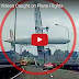 5 SHOCKING Videos Caught on Plane Flights