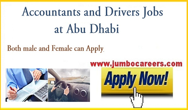 Recent Abu Dhabi job opportunities, UAE job listing,