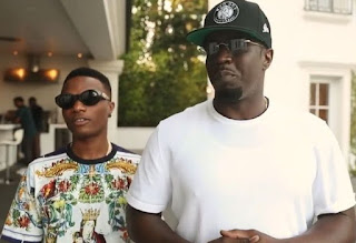 Wizkid Has Joined Illuminati -Fans Criticized As He Meets P Diddy
