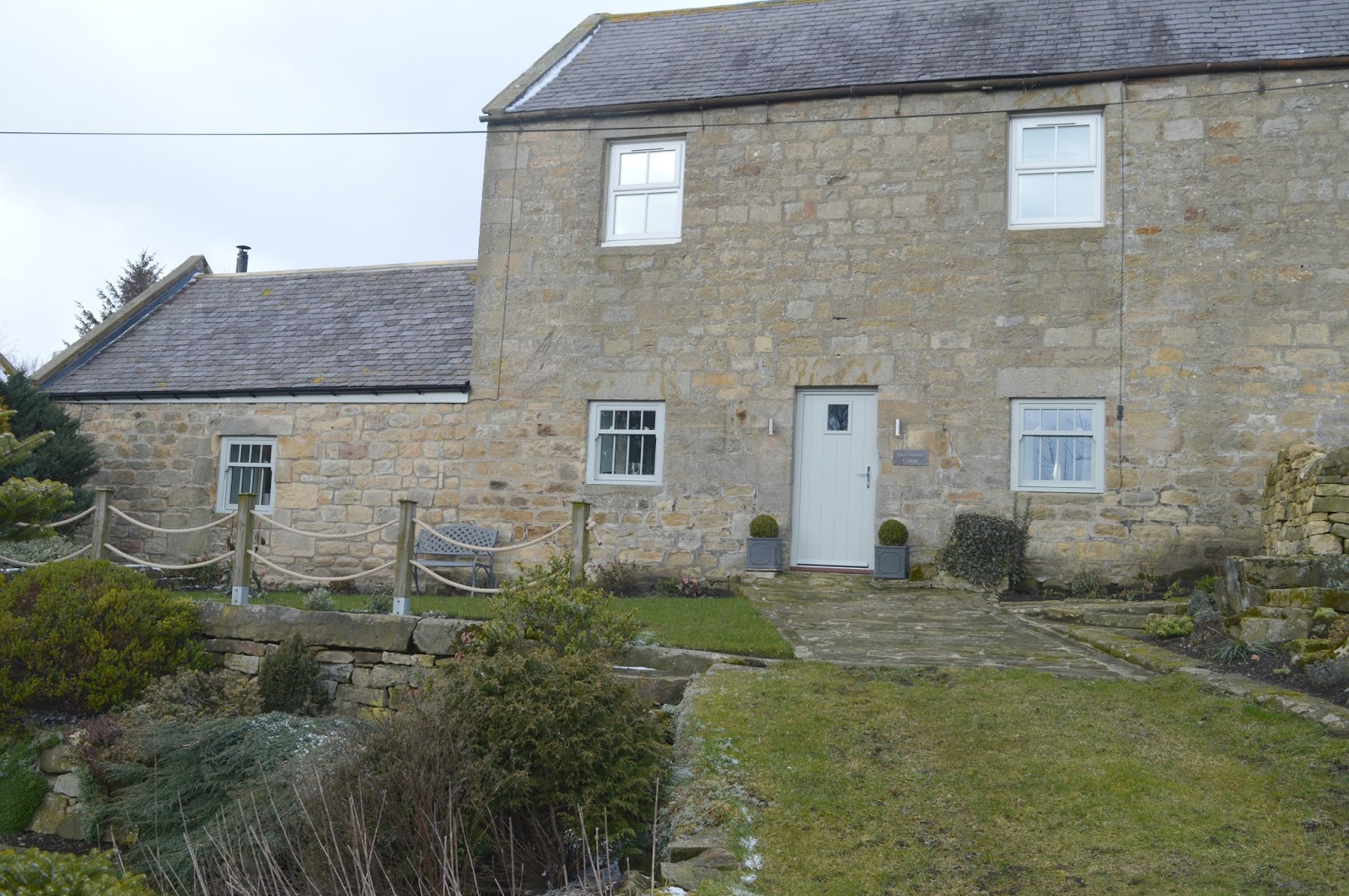Heavenfield Cottage at Hadrian's Wall, Northumberland - St Oswalds Farm