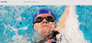 Paralympic Games Swimming
