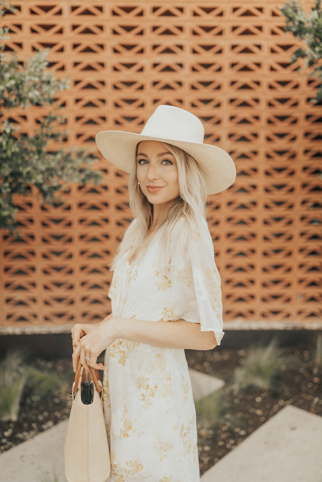 simple floral print for summer | Love, Lenore