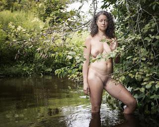 Teresa Ascencao organizer of Naked State