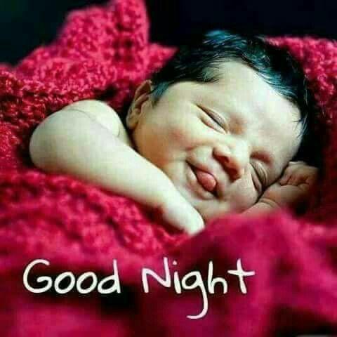 Cute Babies Funny Good Night Photos