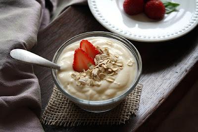 Cara menghilangkan panu kadas kurap dengan Yogurt