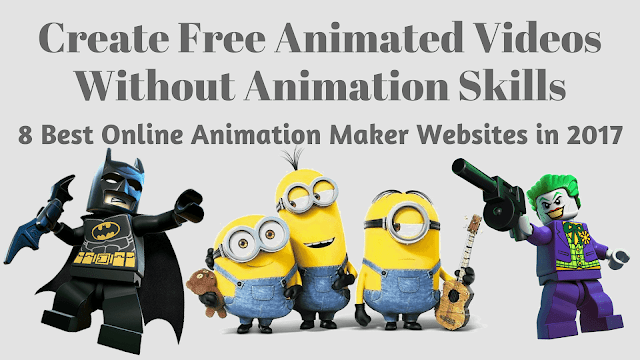 Create Free Animated Videos Without Animation Skills