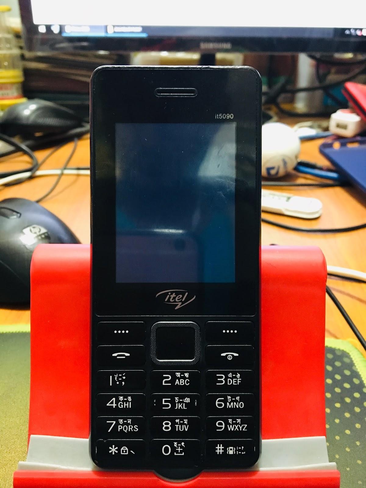 Itel It5090 Flash File (Stock Rom) Firmware - Mobile Flash File Free