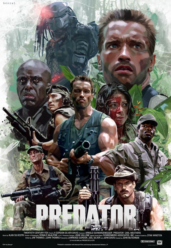 """10 curiosidades de """"Predator"""", la película de ciencia ficción que cumple 34 años de estreno"""