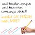 Buku Catatan Amal Puasa Selama Ramadhan Dari Sekolah ^
