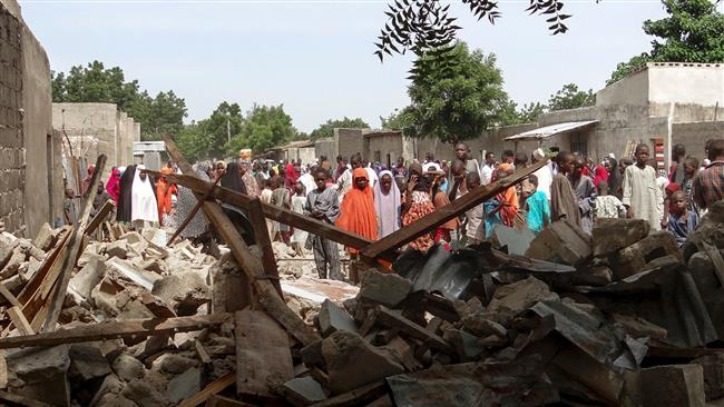 Nigeria bombing kills 30, injures 80 in Borno state