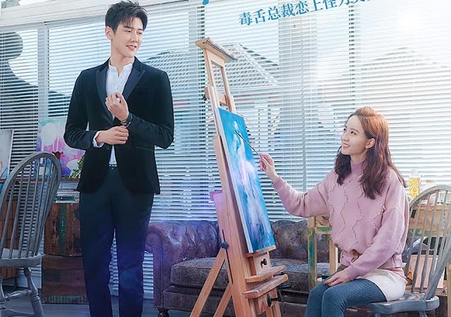 Download Drama Cina About Is Love Batch Subtitle Indonesia