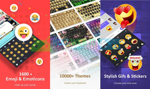 GO Keyboard Emoji Sticker 3.02 Free Download APK