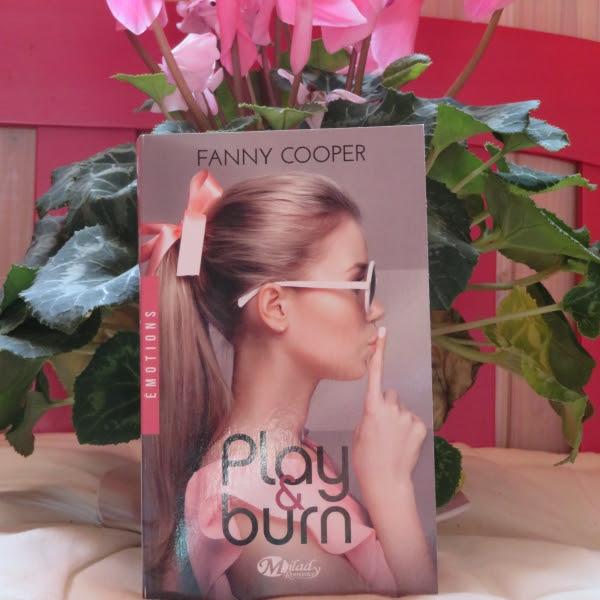 Play & burn de Fanny Cooper