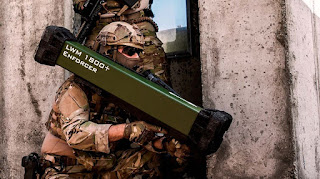 Rudal Anti Tank Ringan MBDA Enforcer