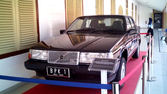 Volvo 960 GL museum BPK Magelang