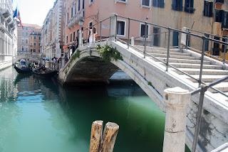 Il y a exactement, paraîtil, 409 ponts à Venise…